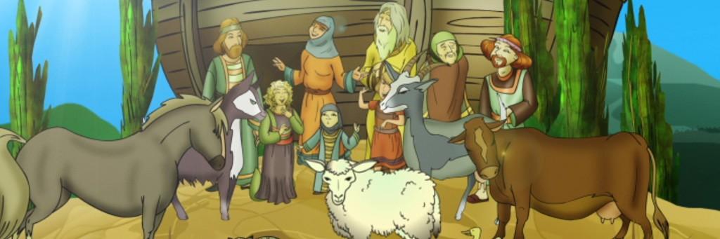 opowiadania biblijne, stary testament