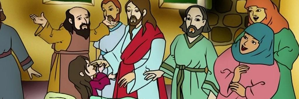 opowiadania biblijne, nowy testament, katechezy dla najmłodszych